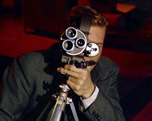 This is an image of Prints & Posters of Peeping Tom 204055