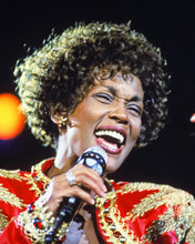 This is an image of Prints & Posters of Whitney Houston 204056