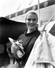 This is an image of Prints & Posters of Jean Seberg 106796