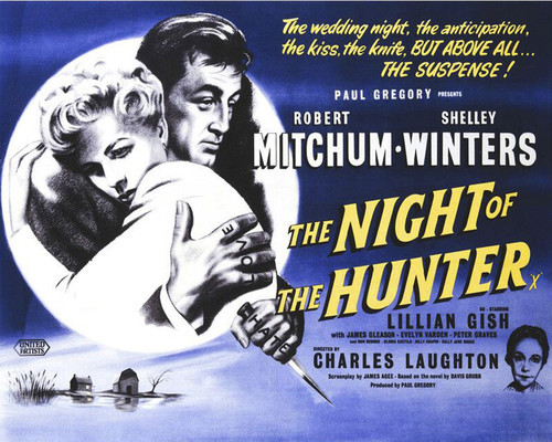This is an image of Prints & Posters of The Night of the Hunter 204087