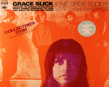 This is an image of Prints & Posters of Grace Slick 204088