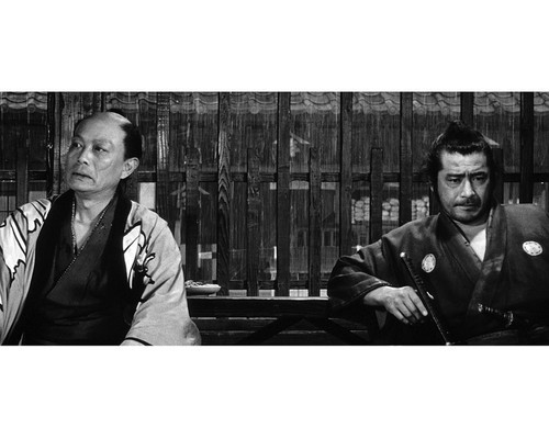 This is an image of Prints & Posters of Yojimbo 106805