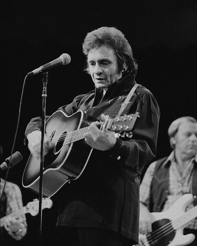 This is an image of Prints & Posters of Johnny Cash 106807