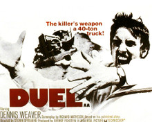 This is an image of Prints & Posters of Duel 204120
