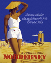 This is an image of Prints & Posters of Norderney Germany 204144