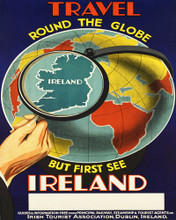 This is an image of Prints & Posters of Ireland 204146