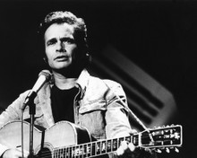 This is an image of Prints & Posters of Merle Haggard 106985