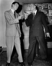 This is an image of Prints & Posters of Frank Sinatra and Jimmy Durante 106818