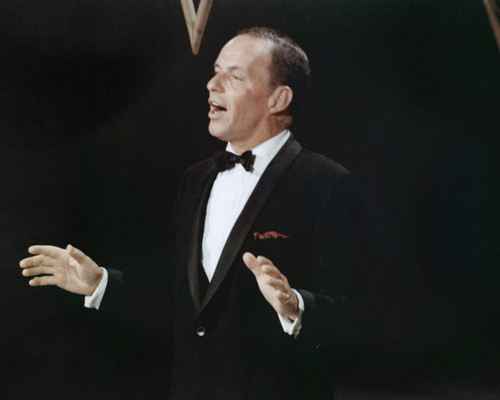 This is an image of Prints & Posters of Frank Sinatra 204173
