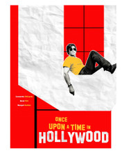This is an image of Prints & Posters of Once Upon a Time in Hollywood 204238
