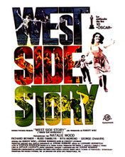 This is an image of Prints & Posters of West Side Story 204243