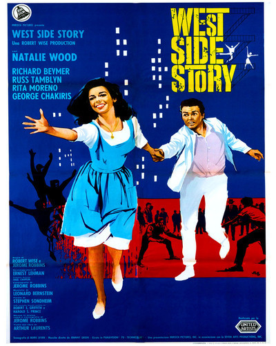 This is an image of Prints & Posters of West Side Story 204249