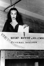 This is an image of Prints & Posters of Vampira 106956