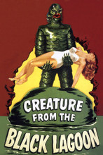 This is an image of Prints & Posters of The Creature from the Black Lagoon 204221