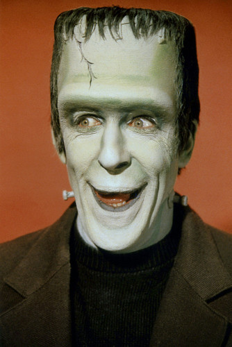 This is an image of Prints & Posters of The Munsters 204226
