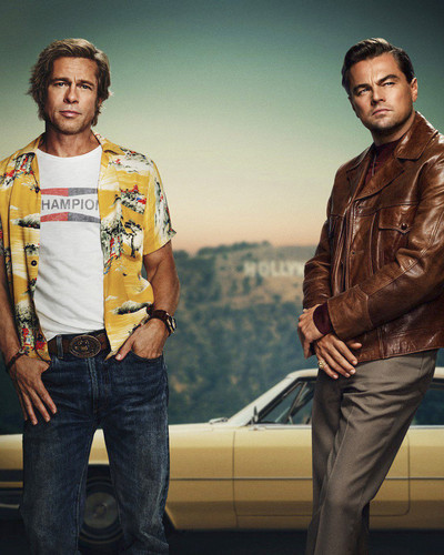 This is an image of Prints & Posters of Once Upon a Time in Hollywood 204192
