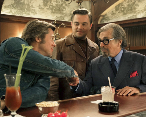This is an image of Prints & Posters of Once Upon a Time in Hollywood 204202