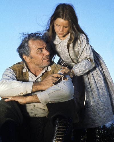 This is an image of Prints & Posters of Little House on the Prairie 204207