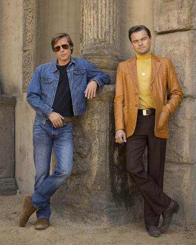 This is an image of Prints & Posters of Once Upon a Time in Hollywood 204208