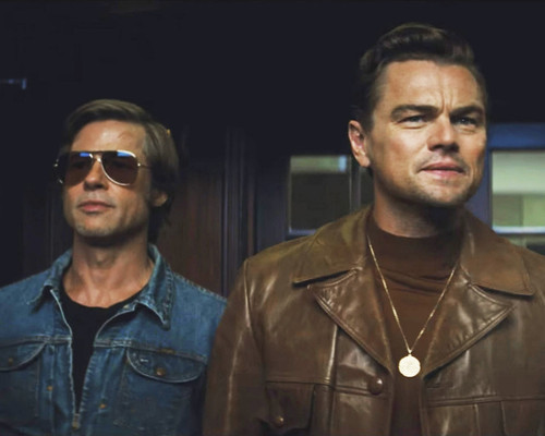 This is an image of Prints & Posters of Once Upon a Time in Hollywood 204214