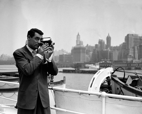 This is an image of Prints & Posters of Cary Grant 106951