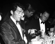 This is an image of Prints & Posters of Frank Sinatra and Dean Martin 106952