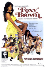 This is an image of Prints & Posters of Foxy Brown 204235