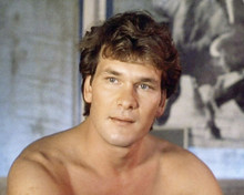 This is an image of Prints & Posters of Patrick Swayze 204179