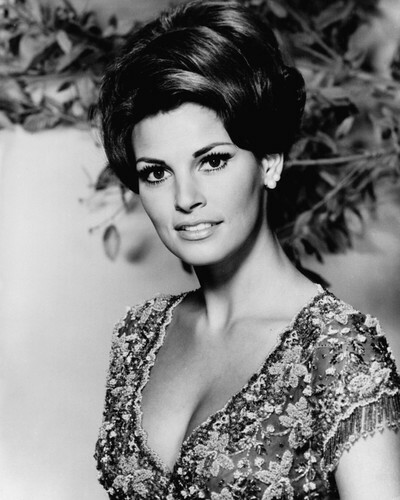 This is an image of Prints & Posters of Raquel Welch 106853