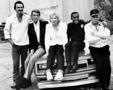 This is an image of Prints & Posters of The Cannonball Run Ii 106886