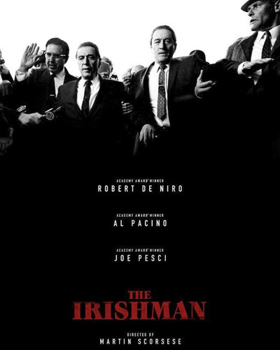 This is an image of Prints & Posters of The Irishman 204276