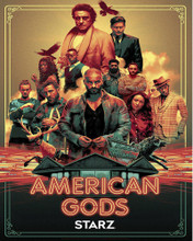 This is an image of Prints & Posters of American Gods 204291