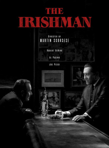 This is an image of Prints & Posters of The Irishman 204307