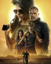 This is an image of Prints & Posters of Terminator: Dark Fate 204310