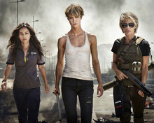 This is an image of Prints & Posters of Terminator: Dark Fate 204312