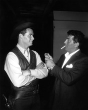 This is an image of Prints & Posters of Dean Martin and James Garner 107017