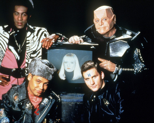 This is an image of Prints & Posters of Red Dwarf 204258