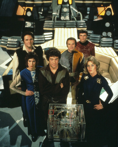 This is an image of Prints & Posters of Blakes 7 204260