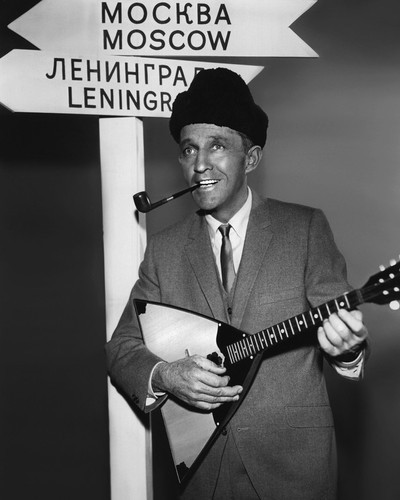 This is an image of Prints & Posters of Bing Crosby 107025