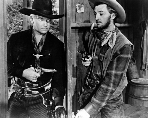 This is an image of Prints & Posters of Hopalong Cassidy 107335