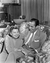 This is an image of Prints & Posters of Humphrey Bogart and Ingrid Bergman 107345