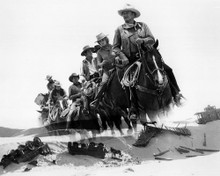 This is an image of Prints & Posters of The Train Robbers 107371