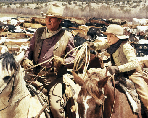 This is an image of Prints & Posters of John Wayne 204321