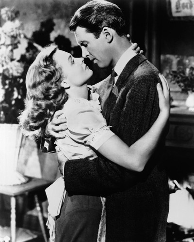 This is an image of Prints & Posters of It's a Wonderful Life 107077