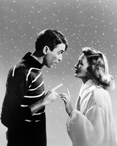 This is an image of Prints & Posters of It's a Wonderful Life 107083