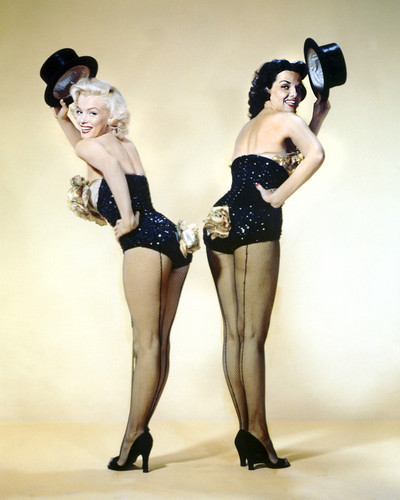 This is an image of Prints & Posters of Gentlemen Prefer Blondes 204352