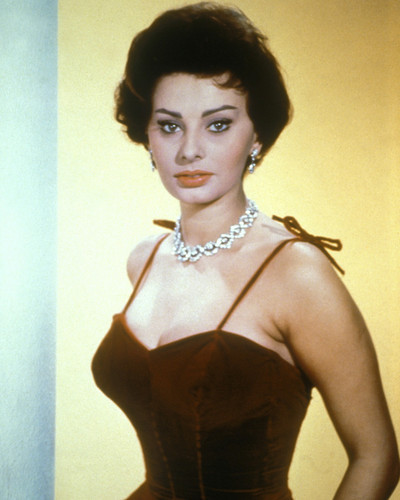 This is an image of Prints & Posters of Sophia Loren 204359