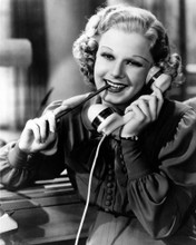 This is an image of Prints & Posters of Jean Harlow 107095