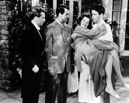 This is an image of Prints & Posters of Philadelphia Story 107101