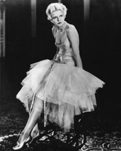 This is an image of Prints & Posters of Jean Harlow 107105